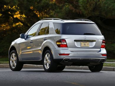 OEM Exterior  2010 Mercedes-Benz ML350