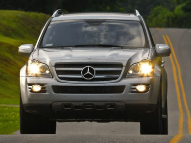 OEM Exterior  2011 Mercedes-Benz ML350