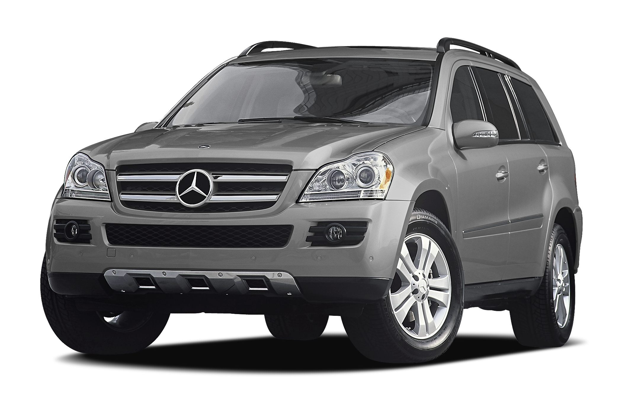 See 2009 Mercedes-Benz GL450 Color Options - CarsDirect