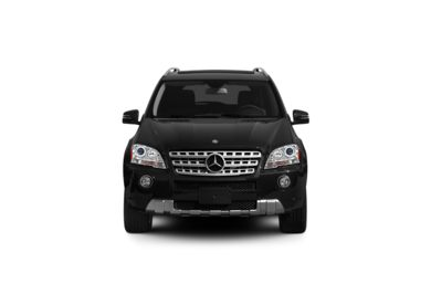Surround Front Profile  2009 Mercedes-Benz ML550
