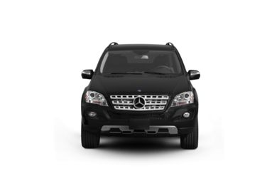Surround Front Profile  2009 Mercedes-Benz ML320 BlueTEC