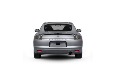 Surround Rear Profile 2009 Mitsubishi Eclipse