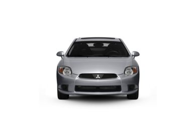 Surround Front Profile  2009 Mitsubishi Eclipse
