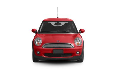 Surround Front Profile  2009 MINI Hardtop