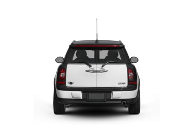 Surround Rear Profile 2009 MINI Clubman