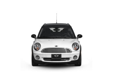 Surround Front Profile  2009 MINI Clubman