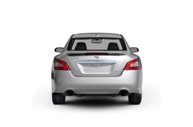 Surround Rear Profile 2009 Nissan Maxima