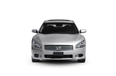 Surround Front Profile  2009 Nissan Maxima
