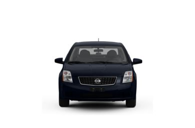 Surround Front Profile  2009 Nissan Sentra