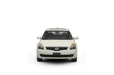 Surround Front Profile  2009 Nissan Altima Hybrid