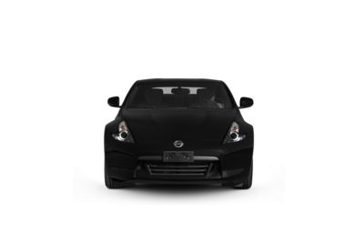 Surround Front Profile  2009 Nissan 370Z