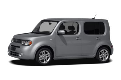 3/4 Front Glamour 2009 Nissan Cube