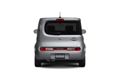 Surround Rear Profile 2009 Nissan Cube