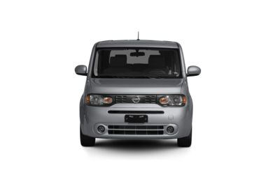 Surround Front Profile  2009 Nissan Cube