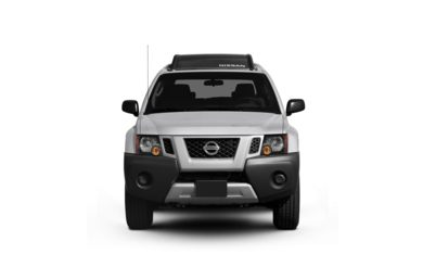 Surround Front Profile  2009 Nissan Xterra