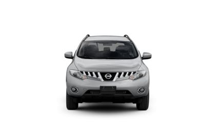 Surround Front Profile  2009 Nissan Murano