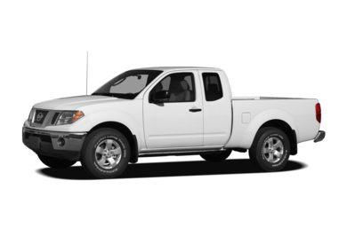 3/4 Front Glamour 2009 Nissan Frontier