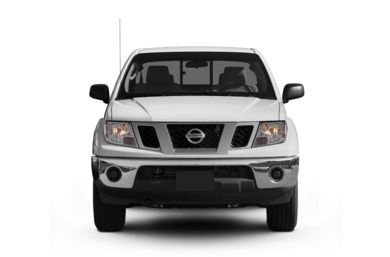 Grille  2009 Nissan Frontier