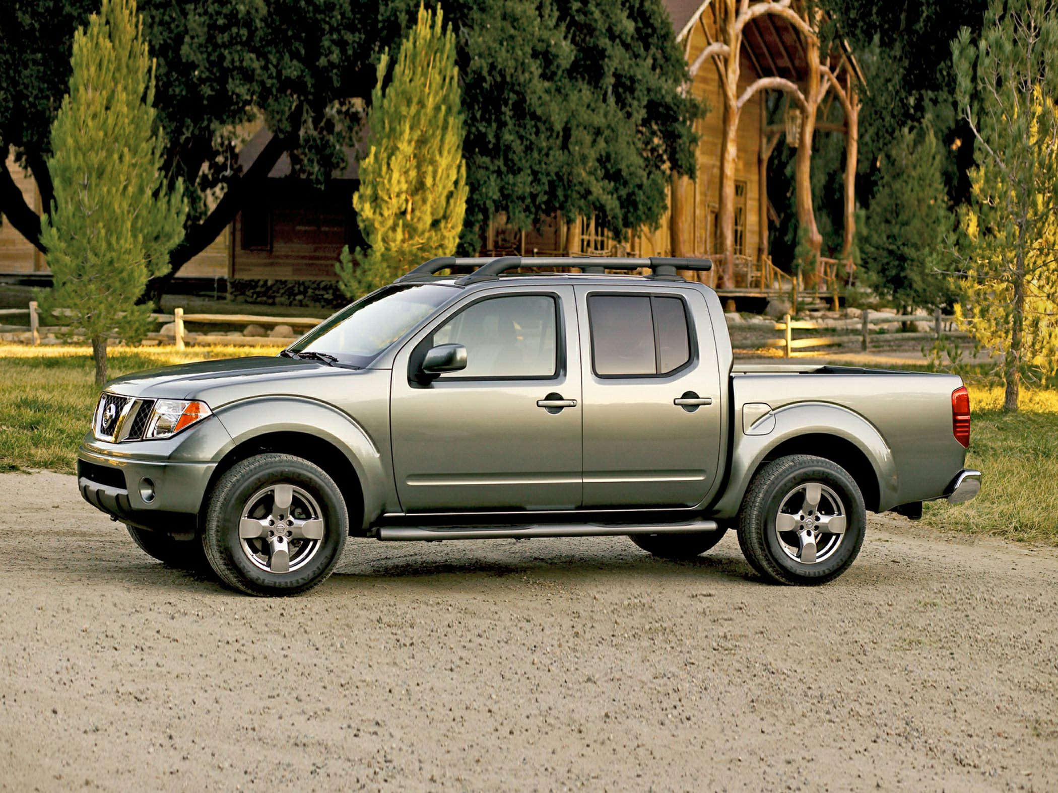 2014 Nissan Frontier Glamour