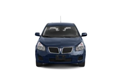 Surround Front Profile  2009 Pontiac Vibe