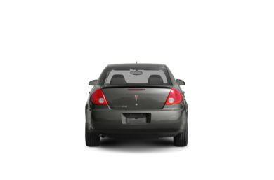 Surround Rear Profile 2009 Pontiac G6