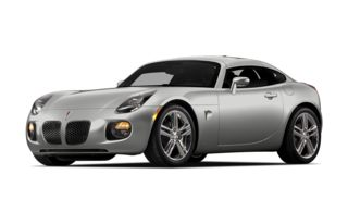 3/4 Front Glamour 2009 Pontiac Solstice