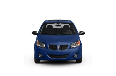 Surround Front Profile  2009 Pontiac G3