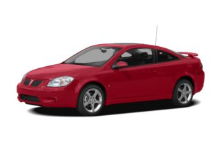 3/4 Front Glamour 2009 Pontiac G5