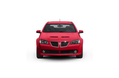 Surround Front Profile  2009 Pontiac G8