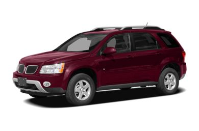 3/4 Front Glamour 2009 Pontiac Torrent
