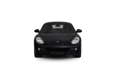 Surround Front Profile  2009 Porsche Cayman