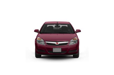 Surround Front Profile  2009 Saturn Aura Hybrid