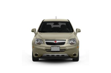 Surround Front Profile  2009 Saturn VUE Hybrid