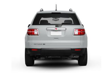 Rear Profile  2009 Saturn OUTLOOK