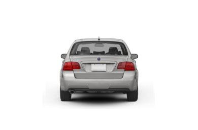 Surround Rear Profile 2009 Saab 9-5