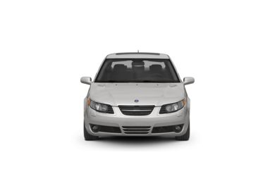Surround Front Profile  2009 Saab 9-5