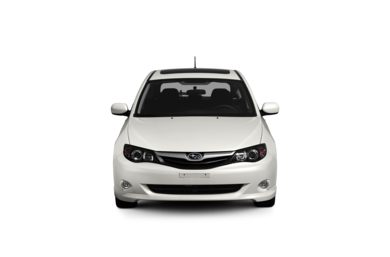 Surround Front Profile  2009 Subaru Impreza