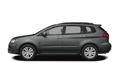 90 Degree Profile 2009 Subaru Tribeca