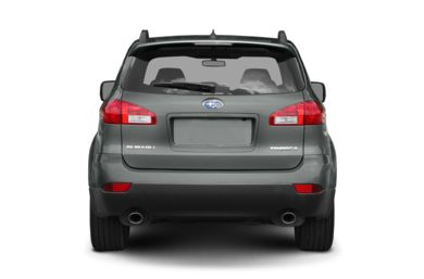 Rear Profile  2009 Subaru Tribeca