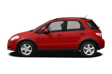 90 Degree Profile 2009 Suzuki SX4
