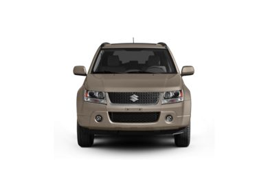 Surround Front Profile  2009 Suzuki Grand Vitara