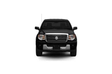 Surround Front Profile  2009 Suzuki Equator