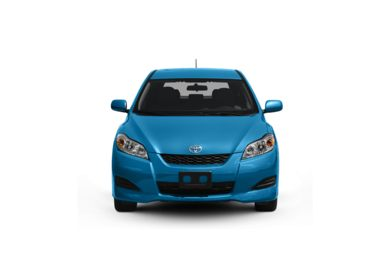 Surround Front Profile  2009 Toyota Matrix