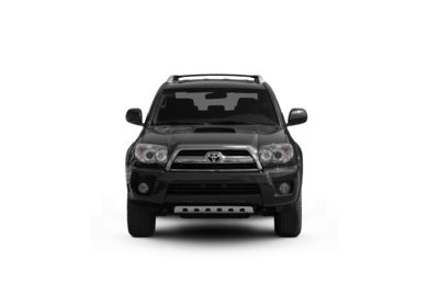 Surround Front Profile  2009 Toyota 4Runner