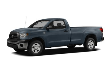 3/4 Front Glamour 2009 Toyota Tundra