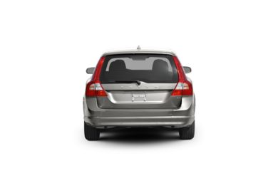 Surround Rear Profile 2009 Volvo V70