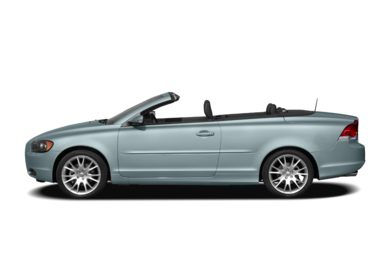 90 Degree Profile 2009 Volvo C70