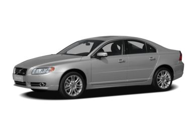 3/4 Front Glamour 2009 Volvo S80