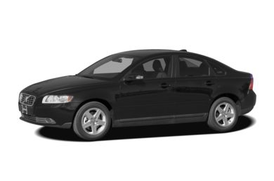 3/4 Front Glamour 2009 Volvo S40