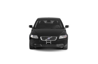 Surround Front Profile  2009 Volvo S40